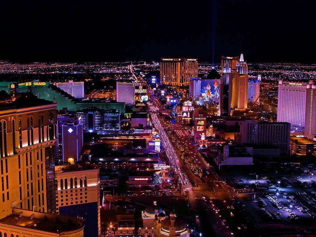 Vegas Nightscape